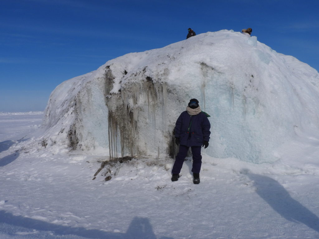 Chasing Microbes in Antarctica | Lamont-Doherty Earth